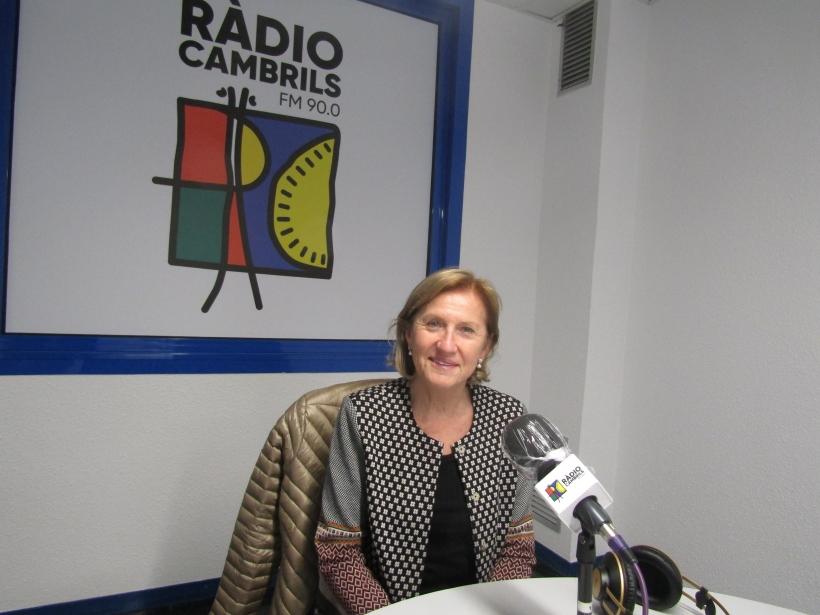Ràdio Cambrils entrevista Teresa Feliu, sots delegada de Mans Unides a Tarragona