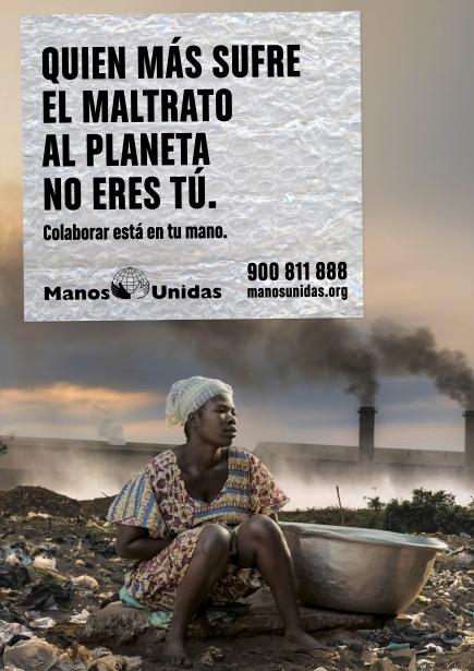 """Resultado de imagen de CARTEL DE MANOS UNIDAS 2020"""""""