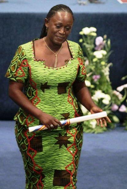 Caddy Adzuba, ganadora del Premio Príncipe de Asturias 2014