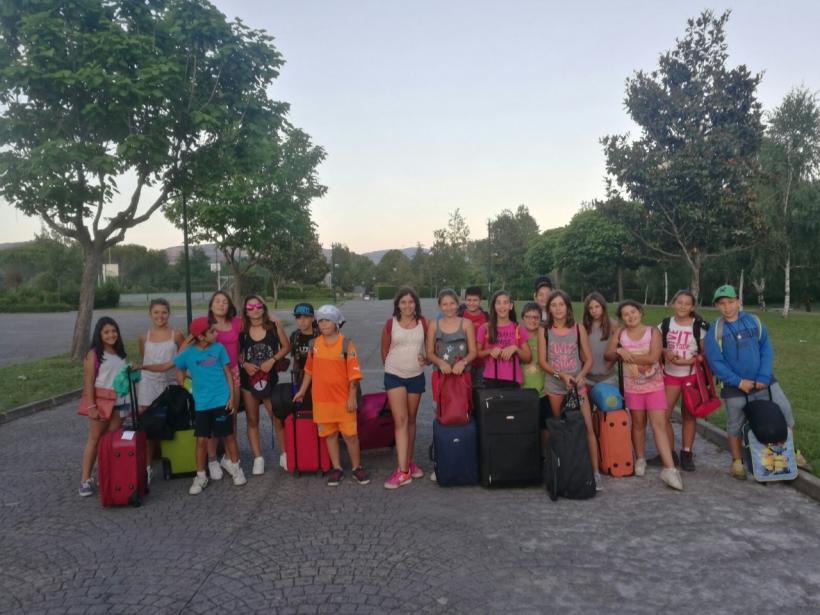 Campamento en Guadarrama