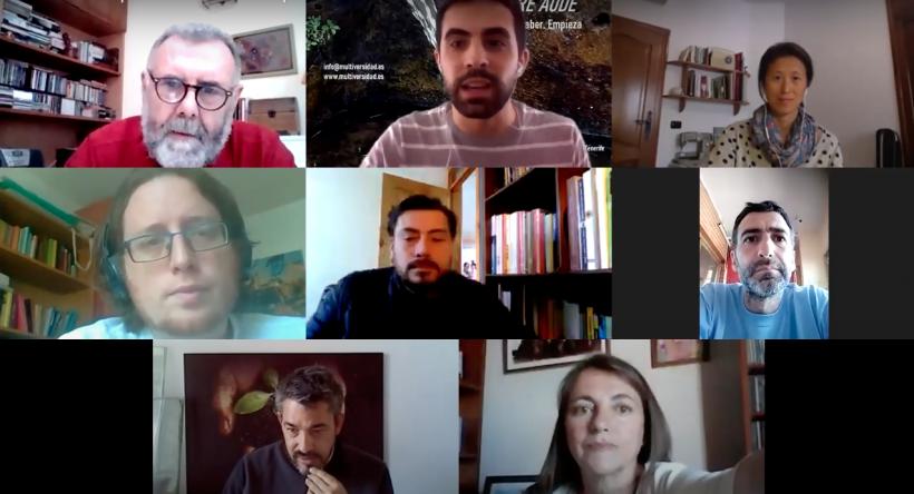 Ciclo de conferencias Municipalismo y Ecología - Sapere Aude - Manos Unidas