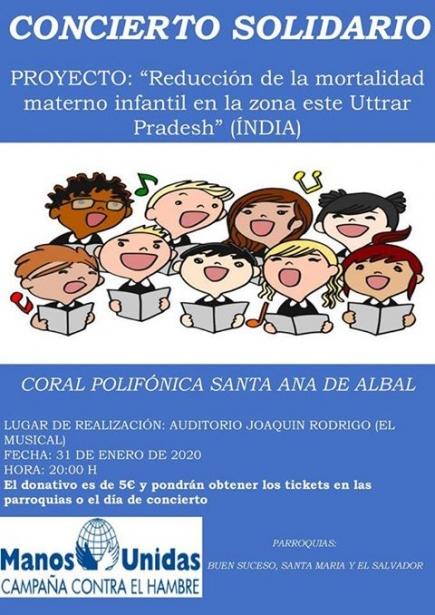 Manos Unidas Valencia, comarcal de Sagunto
