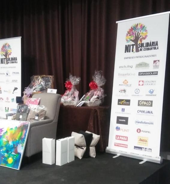II Noche Solidaria del Rotary Club de Cerdanyola