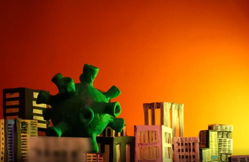 """""""Yo me quedo en casa"""": ganador de la XII edición del Festival de Clipmetrajes de Manos Unidas"""