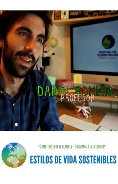 """Daniel Romero y los Clipmetrajes de Manos Unidas en la nueva """"Historia de Cambio"""""""