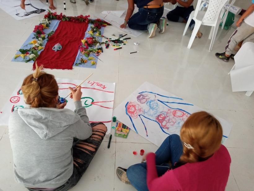 Colombia. Servicio Jesuita a Refugiados. Foto: Manos Unidas