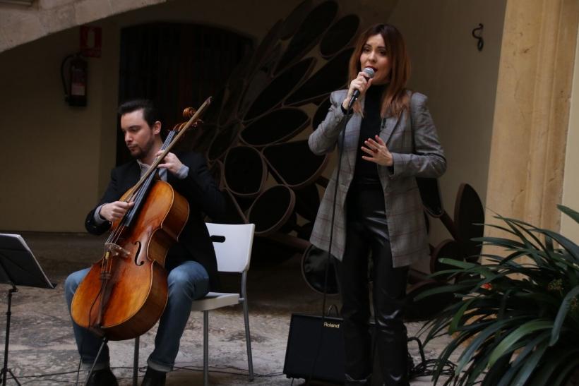 Concierto del Duo Voicello el 27 de abril