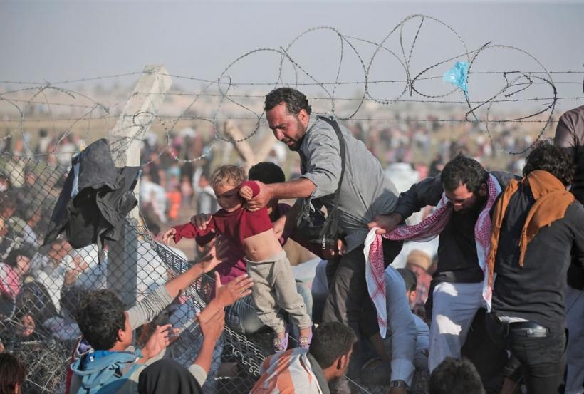 Lunes Derechos Humanos: Cuando las fronteras se convierten en muros