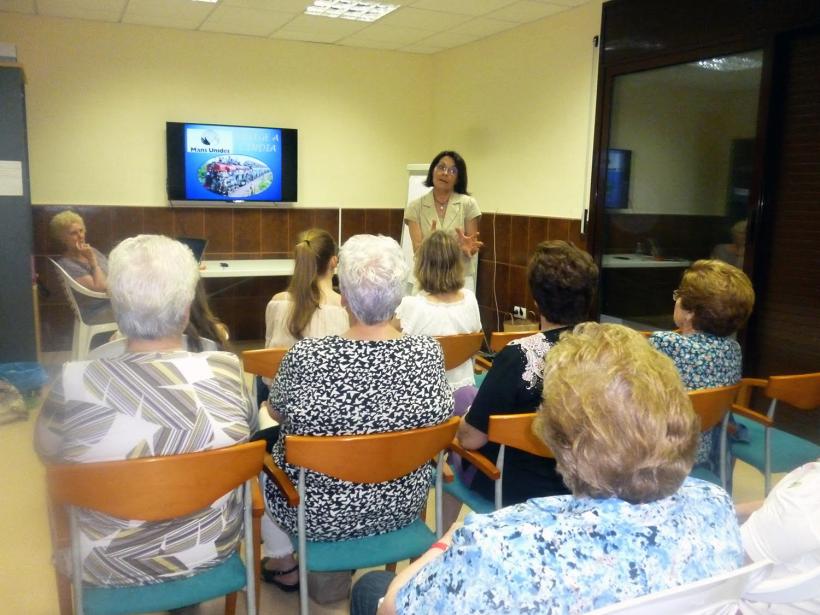 Charla en Centro Cívico de Vilabella