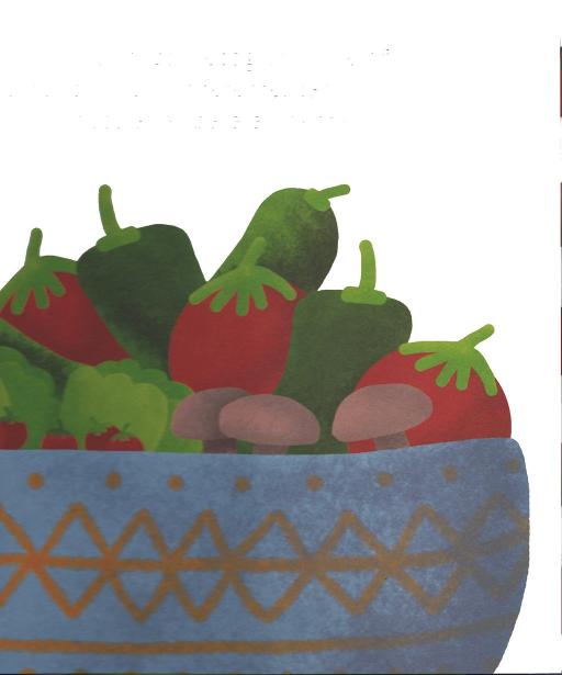 No descartar frutas y verduras