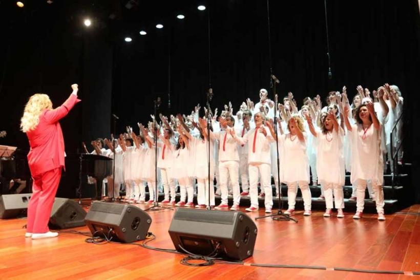 Concierto benéfico de gospel en Barcelona