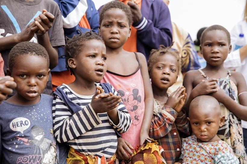 Proyectos de emergencia de Manos Unidas contra el coronavirus en África (foto ilustrativa: Mozambique - Limbo Agency)