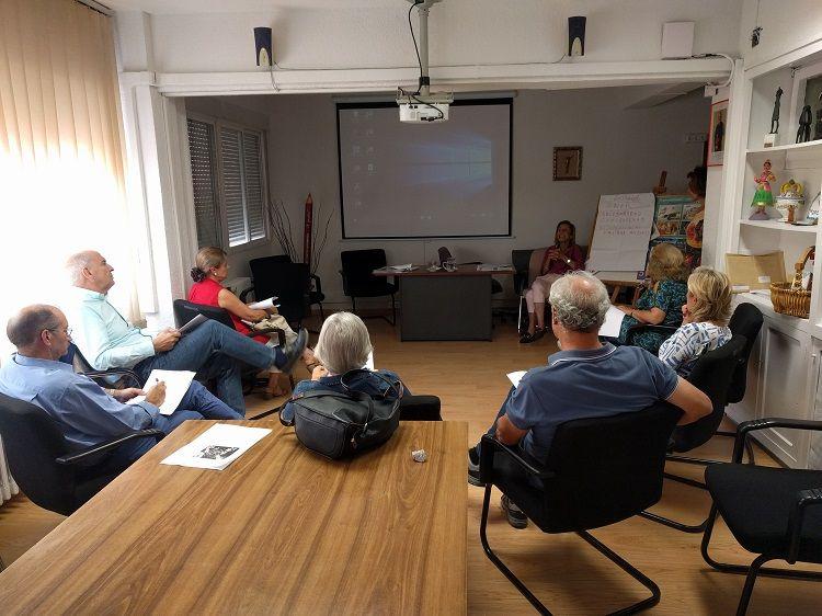 Curso de formación para nuevos voluntarios MU19