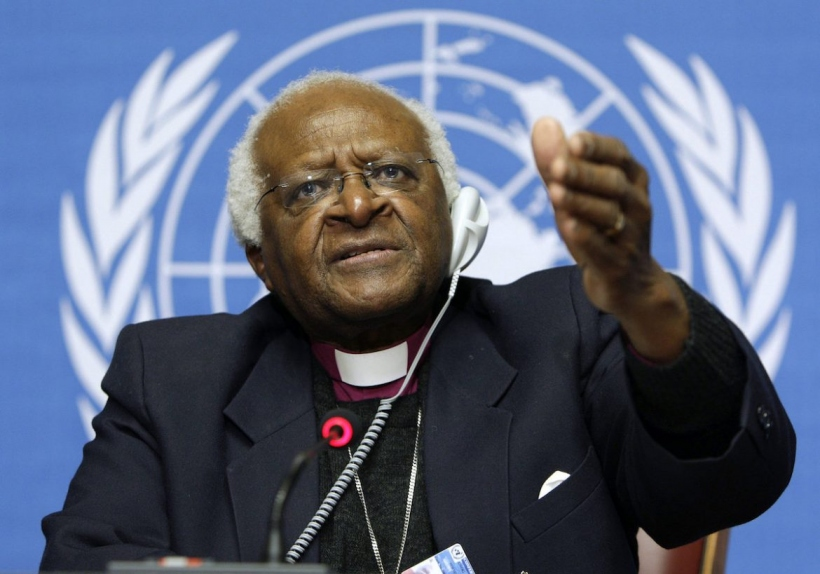 Defensores de los derechos humanos: Desmond Tutu