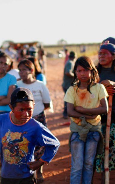 Brasil - Foto Ana Mendes CIMI - Día de los Pueblos Indígenas