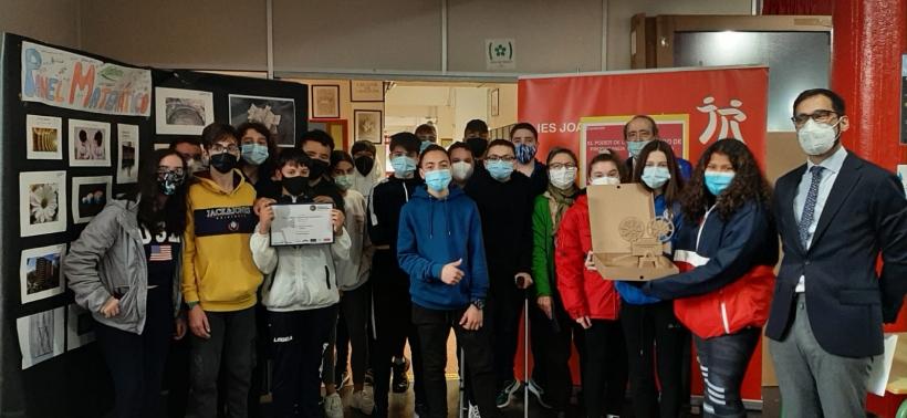 Entrega premios Clipmetrajes MU 2020 al  Colegio Joaquín Rodrigo de Madrid