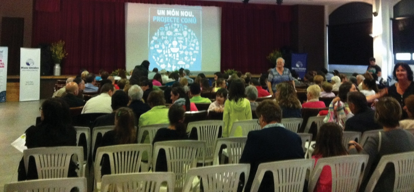 Triunfa el festival benéfico de Sant Feliu de Codines