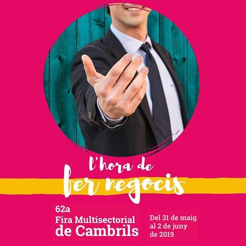 Feria Multisectorial a Cambrils