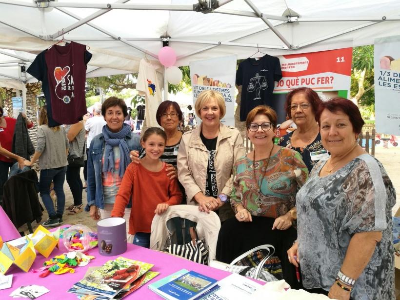 Participación en la Feria de Entidades de Cambrils