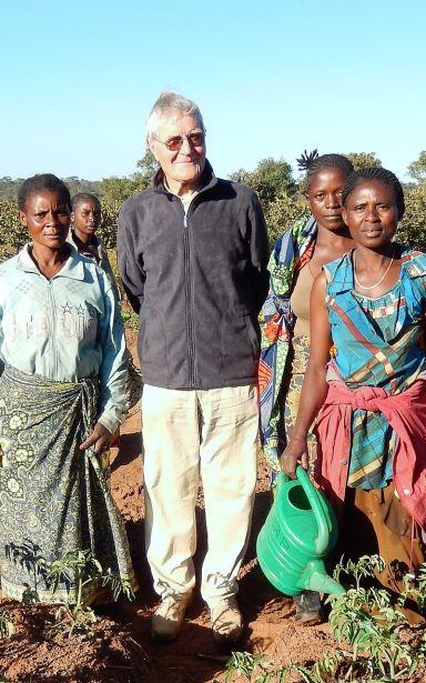 Florentino García Vega, misionero en República Democrática del Congo