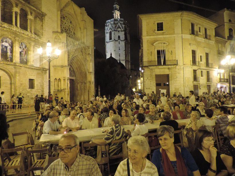 La Cena del Hambre es un evento solidario con las personas que carecen de alimentos.