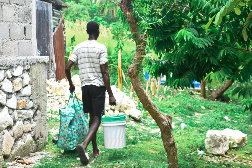 Respuesta a la emergencia del terremoto en el Sur de Haití