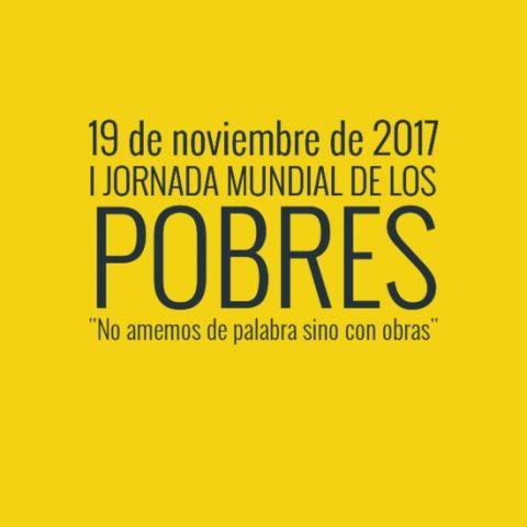 Manos Unidas en la I Jornada Mundial de los Pobres