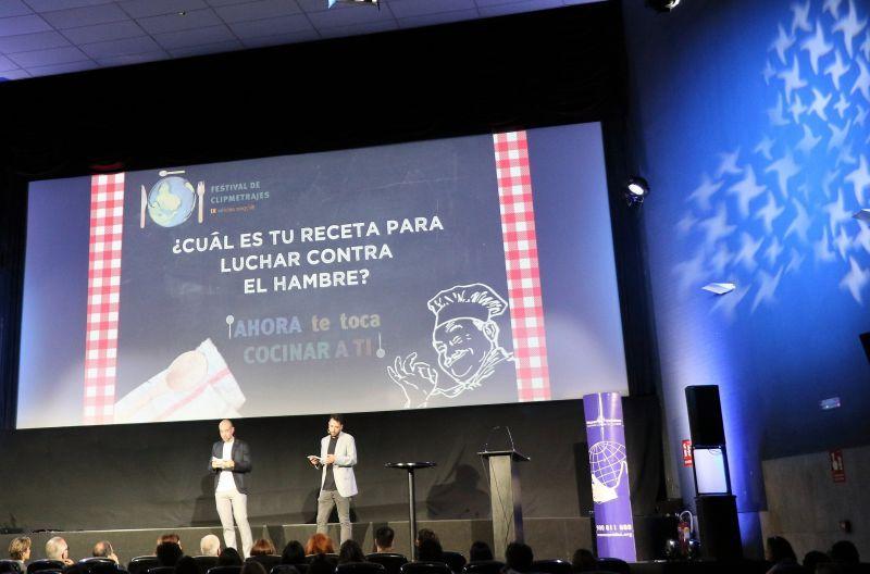 Final Escuelas festival de Clipmetrajes. Foto:Marta Carreño