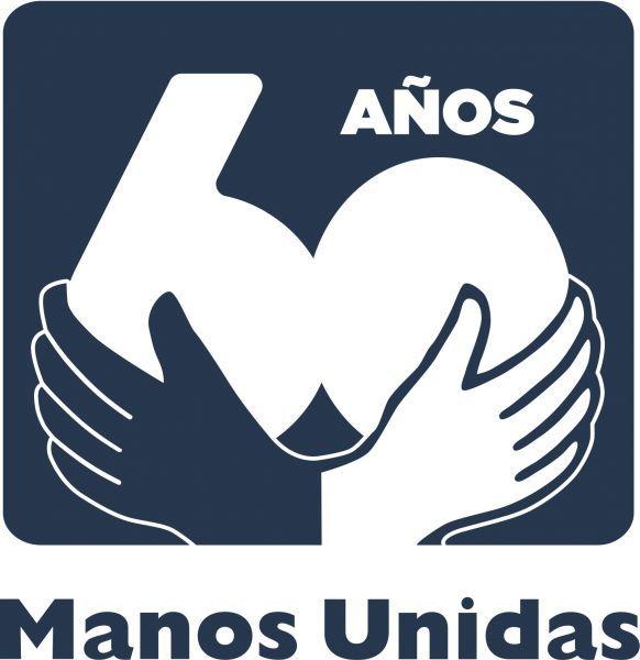 Manos Unidas Cumple 60_Logotipo