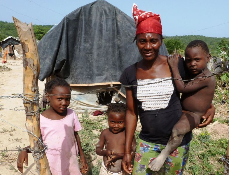 Haití - Una frontera de injusticia - Foto María Ángeles Muñoz