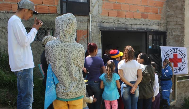 Migrantes. Fotos: Servicio Jesuita de Refugiados