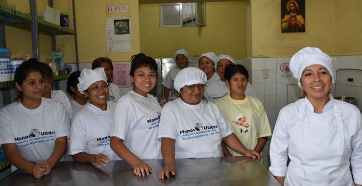 Perú - Casa Santa María Micaela - Foto Manos Unidas