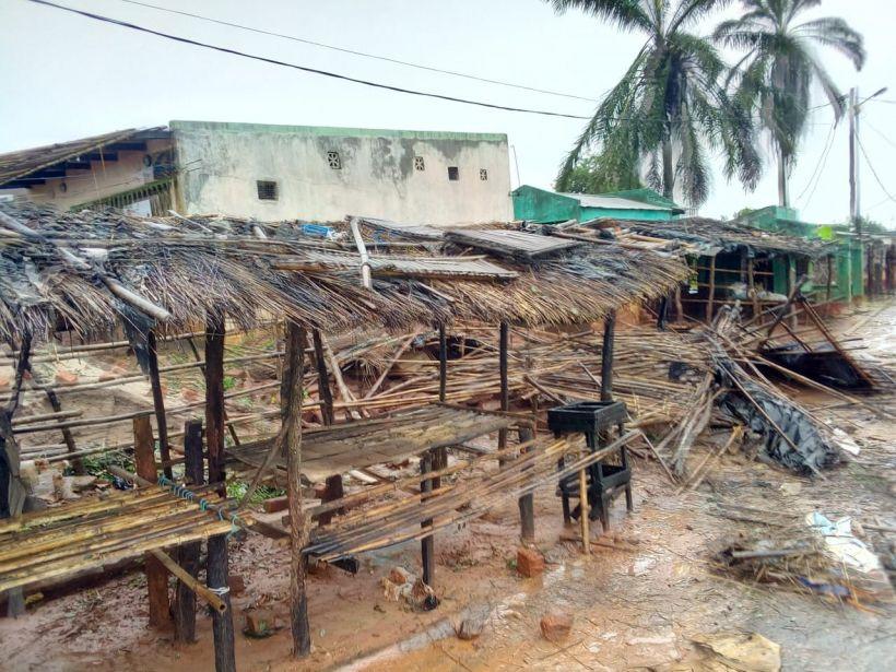 Emergencia víctimas ciclón Idai _ Foto: Manos Unidas