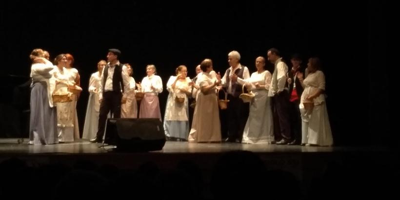 Escenas de Zarzuela en Vila-Real. 2019
