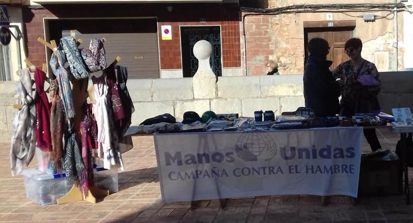 Mercadillo Solidario en Nules