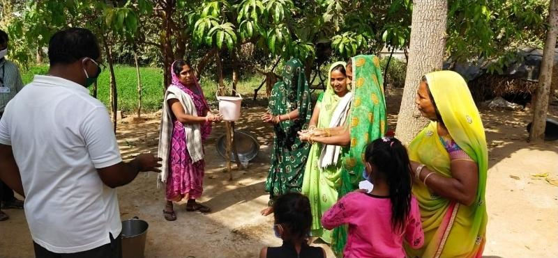 India. Foto: Manos Unidas