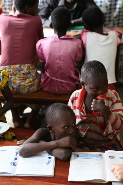 Centro Kekeli, en Togo