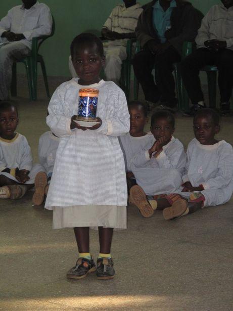 Malawi también enciende la llama.Manos Unidas