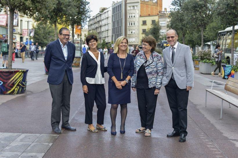 Nuevos responsables de entidades sociales en Sabadell