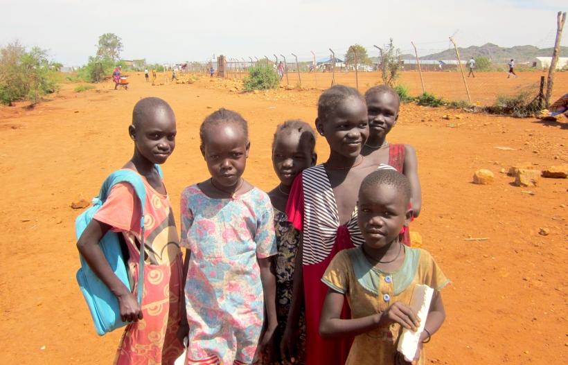 Día Internacional de la Paz - Sudán del Sur - Manos Unidas