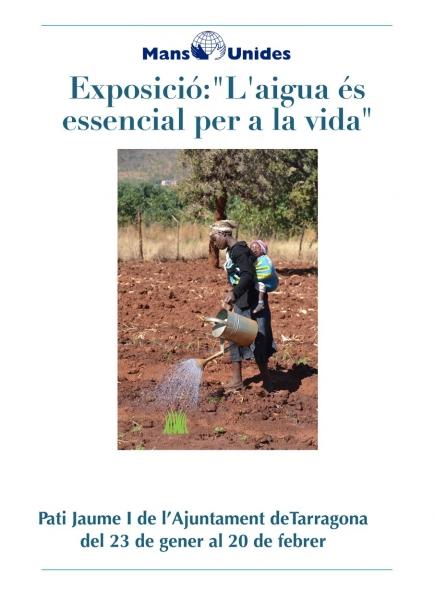 Los proyectos de agua son clave para el desarrollo