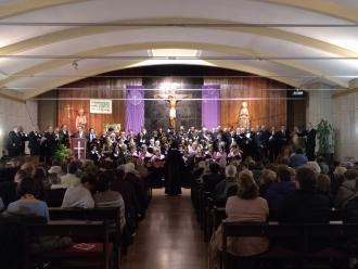 Concierto solidario de la Federación de Coros de Navarra