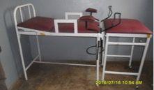 Centro de salud en Kananga. RDC
