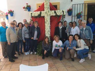 Cruz de Mayo en Estepona a favor de Manos Unidas