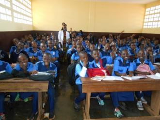 Mejora de la educación bilingüe en zona musulmana en Centro de San Abraham. 1ª Fase. Camerún.