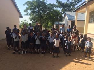 Mejora del acceso a la educación primaria en Ussongo en Tanzania