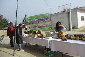 Proyecto agroecológico Tlaxcala Mexico