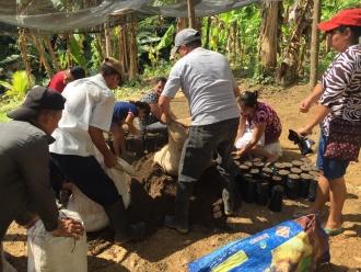 Comunidades rurales municipio Choloma. Fotos: Manos Unidas