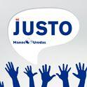 Imagen de la campaña de Manos Unidas SÉ JUSTO- Nov2014