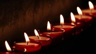 Encendido de velas